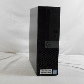 【マラソン期間限定 10%OFFクーポン】【中古】中古パソコン デスクトップパソコン DELL OptiPlex 7060 D11S Corei7 8700 3.2GHz メモリ16GB HDD1TB DVDRW/CDRW GeForce GT 730 Win10Pro【1年保証】【TG】【ヤマダ ホールディングスグループ】