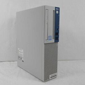 【マラソン期間限定 10%OFFクーポン】【中古】中古パソコン デスクトップパソコン NEC Mate MKL36/B-3 PC-MKL36BZG3 Corei3 8100 3.6GHz メモリ8GB HDD500GB DVD/CD Win10Home【1年保証】【E】【TG】【ヤマダ ホールディングスグループ】