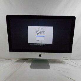 【10%OFFクーポン 9/18開始】【中古】中古パソコン 一体型パソコン Apple iMac A1418 Corei5 4260U 1.4GHz メモリ8GB HDD1TB 21インチ Mac OS X 10.9.5【1年保証】【TG】【ヤマダ ホールディングスグループ】