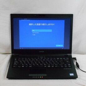 【中古】中古パソコン ノートパソコン EPSON Endeavor NA512E Corei5 6200U 2.3GHz メモリ8GB SSD128GB 13インチ Win10Home【1年保証】【E】【TG】【ヤマダ ホールディングスグループ】