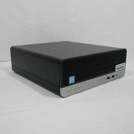 【10%OFFクーポン 9/25限定】【特価品】【中古】中古パソコン デスクトップパソコン HP ProDesk 400 G4 Y5W43AV Corei3 7100 3.9GHz メモリ4GB SSD128GB DVDRW/CDRW Win10Home【1年保証】【E】【TG】【ヤマダ ホールディングスグループ】