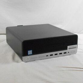 【10%OFFクーポン 9/25限定】【特価品】【中古】中古パソコン デスクトップパソコン HP ProDesk 600 G4 2VG42AV Corei7 8700 3.2GHz メモリ8GB HDD1TB DVDRW/CDRW Win10Pro【1年保証】【TG】【ヤマダ ホールディングスグループ】