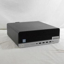 【10%OFFクーポン 9/25限定】【特価品】【中古】中古パソコン デスクトップパソコン HP ProDesk 600 G4 2VG42AV Corei7 8700 3.2GHz メモリ16GB HDD1TB DVDRW/CDRW Win10Pro【1年保証】【TG】【ヤマダ ホールディングスグループ】