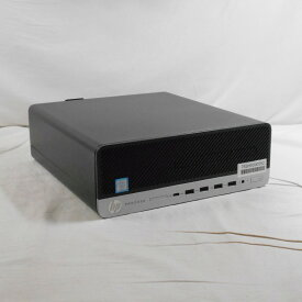 【10%OFFクーポン 9/25限定】【中古】中古パソコン デスクトップパソコン HP ProDesk 600 G4 2VG42AV Corei7 8700 3.2GHz メモリ32GB HDD1TB DVDRW/CDRW Win10Pro【1年保証】【TG】【ヤマダ ホールディングスグループ】