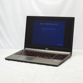 【オータムセール】【中古】 中古パソコン ノートパソコン FUJITSU LIFEBOOK E756/M FMVE08006 Core i5-6300U 2.4GHz メモリ8GB SATA320GB SマルチDL Windows10Home 15インチ フルHD 1年保証 ECO【ヤマダ ホールディングスグループ】