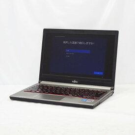 【オータムセール】【中古】中古 中古パソコン ノートパソコン FUJITSU LIFEBOOK E736/M FMVE0801A Celeron 3955U 2.0GHz メモリ4GB SATA320GB SマルチDL Windows10Home 13インチ 1年保証 ECOぱそ【ヤマダ ホールディングスグループ】