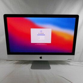 【10%OFFクーポン 9/18開始】【オータムセール】【中古】中古パソコン 一体型パソコン Apple 27インチ/iMac Retina 5Kディスプレイ A2115 Corei5 8500 3GHz メモリ8GB SSD32GB+SATA1TB 27インチ Mac OS 11.4【1年保証】【TG】【ヤマダ ホールディングスグループ】