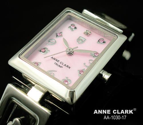 腕時計 レディース 【送料無料】【AnneClark/アンクラーク】ベルト調整、工具なしで出来ます。 レディース腕時計 aa1030-17 ピンク×シルバー 女性らしさ 愛され ビジネス 円 おしゃれ 本命 カジュアル ブランド ウォッチ