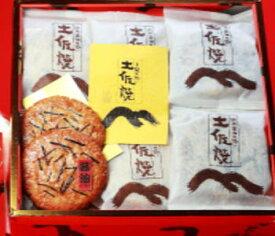 純米醤油せんべい 土佐焼 2枚×10袋