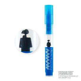 フローティングハイライター スヌーピー 蛍光ブルーピーナッツ/ 蛍光ペン/大容量蛍光マーカー
