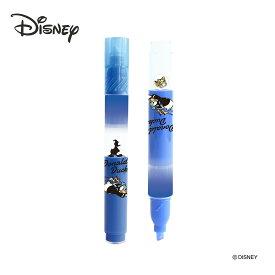 フローティングハイライター/ ディズニードナルド チップとデール 蛍光ロイヤルブルー 蛍光ペン/大容量蛍光マーカー