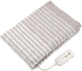 電気毛布 敷毛布 丸洗い可 コイズミ 130×80cm KDS-4092 電気敷毛布 洗える 毛布 足元 ダニ退治機能 抗菌防臭