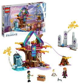 """【在庫限り】 レゴ LEGO ディズニープリンセス アナと雪の女王2 マジカル・ツリーハウス"""" 41164"""