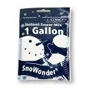 SnoWonder クラウドスライム スノーパウダー インスタントスノー フェイクスノー スノーワンダー 人工雪 (水を入れる…