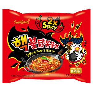 【三養】超激辛 ブルタック炒め麺  #韓国 #激辛 #SNS #YOUTUBE #辛い #インスタント #焼きそば #プルタク #プルダック