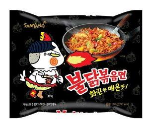 【三養】ブルタック炒め麺(ポックンミョン)  #韓国 #激辛 #SNS #YOUTUBE #辛い #インスタント焼きそば #焼きそば #プルタク #ブルダック