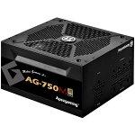 ApexgamingAGシリーズ80PLUSGOLD認証750WフルプラグインATX電源10年保証PSUAG-750M-JPPSEケーブル(750W)