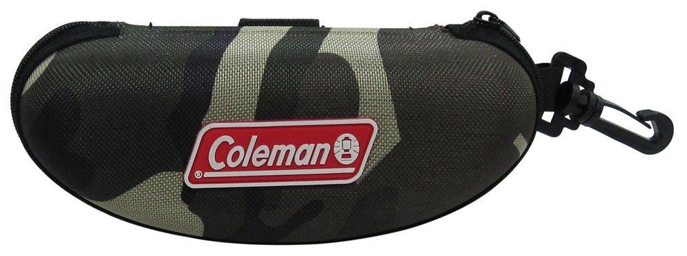 【送料無料】Coleman サングラスケース ベルト/フック CO-07-迷彩