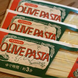 【共栄食糧】【産地直送!】オリーブパスタ麺 3袋