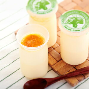 【送料無料】 リコッタプリン 8個 セット 牛乳 チーズ プリン デザート スイーツ 南房総 酪農 【近藤牧場】