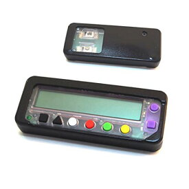 小役カウンター カバー カチカチ くん LED バージョン 対応 (ブラック) 勝ち勝ち シリコンケース