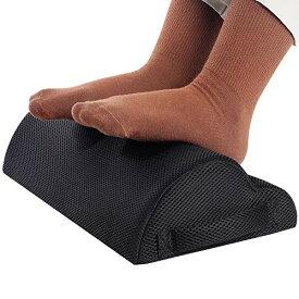 足枕フットレスト 足まくら 高反発 足休め 足むくみ 痛み軽減 膝下枕 腰枕 足置き 足用クッション 車用 飛行機用 家用 洗える