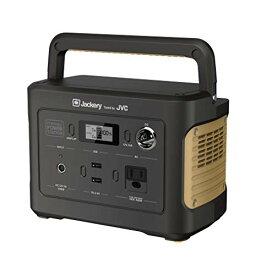 【Jackery Tuned by JVC】BN-RB3-C ポータブル電源 大容量86400mAh/311Wh 家庭用蓄電池 PSE認証済 純正弦波 AC/DC/USB出力 液晶大画