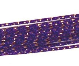 レーヨンツイスト  紫/金  2本セット