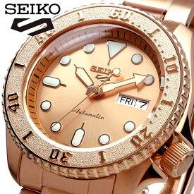 送料無料 新品 腕時計 SEIKO セイコー 海外モデル セイコーファイブ 5スポーツ 流通限定モデル 自動巻き メンズ SRPE72K1 [並行輸入品]