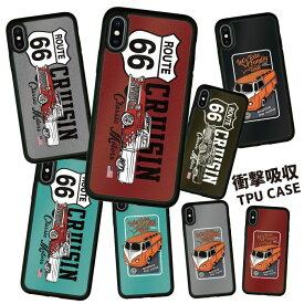 耐衝撃 iPhoneケース スマホケース 携帯ケース 携帯カバー ハードケース スマホカバーケース シリコン 背面カード アクリル iphone8 iPhoneXs iPhoneXr iPhoneXs Max iPhoneX iphone7 アイフォン 鏡 ビンテージ 車 カー アメリカ アメリカン USA バス ビーチ サマー 夏