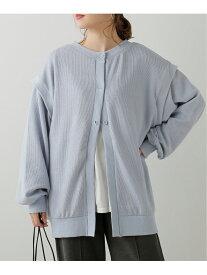 [Rakuten Fashion]【SALE/52%OFF】カットプルオーバー frames RAY CASSIN レイカズン カットソー Tシャツ ブルー ブラック ホワイト【RBA_E】