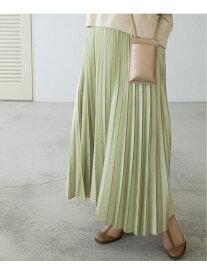 【SALE/50%OFF】変形プリーツスカート Ray Cassin レイカズン スカート 台形スカート/コクーンスカート グリーン ブラック ベージュ【RBA_E】[Rakuten Fashion]