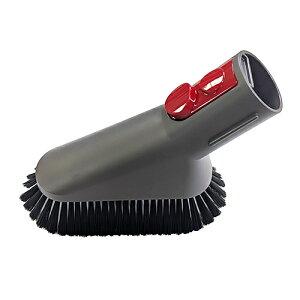 Dyson ダイソン 純正 ミニ ソフトブラシツール V7(SV11),V8(SV10),V10(SV12),V11(SV14),Digtal Slim(SV18) 専用 ミニソフトブラシツール SV10 SV11 SV12 SV14 SV15 SV18 対応 Soft dusting brush 掃除機 正規品 送料無料