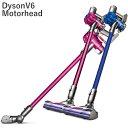 Dyson V6 Motorhead Cordless Vacuumダイソン v6 モーターヘッド コードレスクリーナー☆米国限定カラー☆ 米国正規品 並行輸入品 1年保証付ダイソン v8よりお買い得