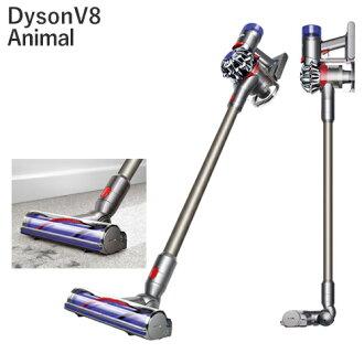 ◆新產品◆Dyson V8 Animal daison v8動物科禮服吸塵器日本未開始銷售品美國正規的物品直接開車兜風清洗頭附屬的機種1年保證并行的進口商品V6的約2倍的生產時間!
