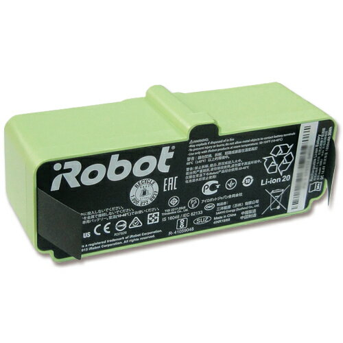 ≪iRobot 純正≫iRobot Roomba 自動掃除機 ルンバ 交換用リチウムイオンバッテリー 4462425 アイロボット iRobot ルンバ Roomba 掃除機リチウムバッテリー ルンバ対応 純正バッテリー るんば runnba正規品 送料無料