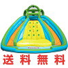Sliding with a table large size pool toy, toy of two pools for the child for the リトルタイクスロッキーマウンテンリバーレーススライドバウンサー Little Tikes Rocky Mountain River Race Infatable Slide Bouncer outdoors