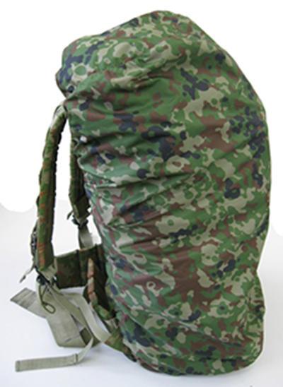 【リュックカバー】陸上自衛隊 自衛隊 迷彩 戦人 Senjin ミリタリー アーミー タクティカル サバゲー アウトドア メンズ レディース