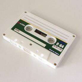 (C-64)日本製 カセットテープ 64分