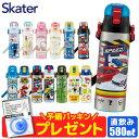 【送料無料】 スケーター 水筒 ワンプッシュダイレクトボトル 580ml 超軽量 大容量タイプ コンパクトロック付き キッ…