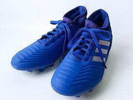 adidas PREDATOR19.3HG/AGJ BOBLUE/SILVMT/ACTRED(F97360) アディダス キッズ・ジュニア サッカートレーニング(21cm-24.5cm)