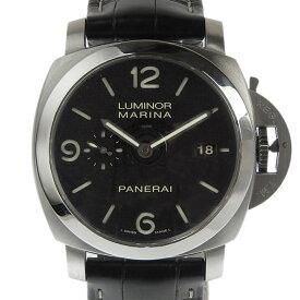 【本物保証】 超美品 パネライ ルミノール マリーナ 1950 3デイズ オートマ メンズ 腕時計 PAM00312 OP6900 【中古】