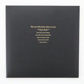 D-SNAP2面黒(角+手紙中枠)写真台紙 記念写真 アルバム TAKENO 竹野株式会社 600-0080