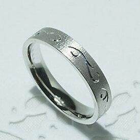 結婚指輪 マリッジリング ペアリング 女性用 Pt900 プラチナ 「5204LP」【送料無料】