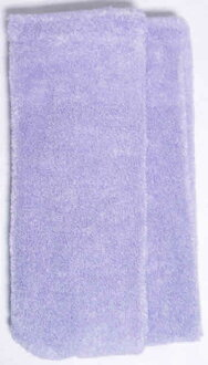 To like toilet getting cold feet, at night, etc., and then gently fit calf happy leg warmers (ミーテミーテ light) purple Heather