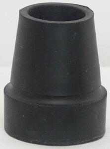 先ゴム(内径:22mm):ステッキチェアー(伸縮自在式)対応用【送料込み。郵便で送付。代金引換なら別途500円】