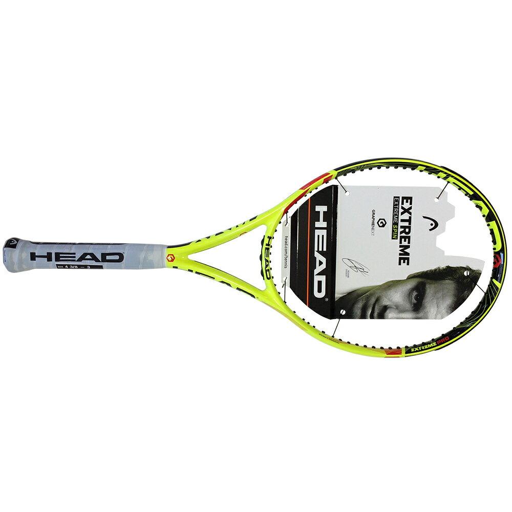 グラフィン XT エクストリーム プロ(GRAPHENE XT EXTREME PRO)【ヘッド HEAD テニスラケット】【230715 海外正規品】
