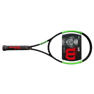 ブレード98(18×20)CV(BLADE98(18X20)CV)【ウィルソンWilsonテニスラケット】【WRT73311海外正規品】