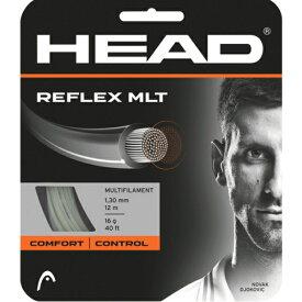 リフレックス マルチ 16 ( Reflex MLT 16 )[ 281304 ]【 ヘッド HEAD ラケット購入者用ガット 】
