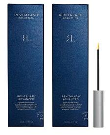 2本セット [ 米国製正規品、海外直送 ] リバイタラッシュ アドバンス 3.5ml 最新版 - RevitaLash Advanced 3.5ml